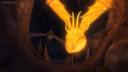 Snotlout's Fireworm Queen 196