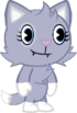 Silver the Cat