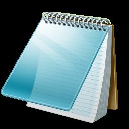 File:Notepad Logo.png