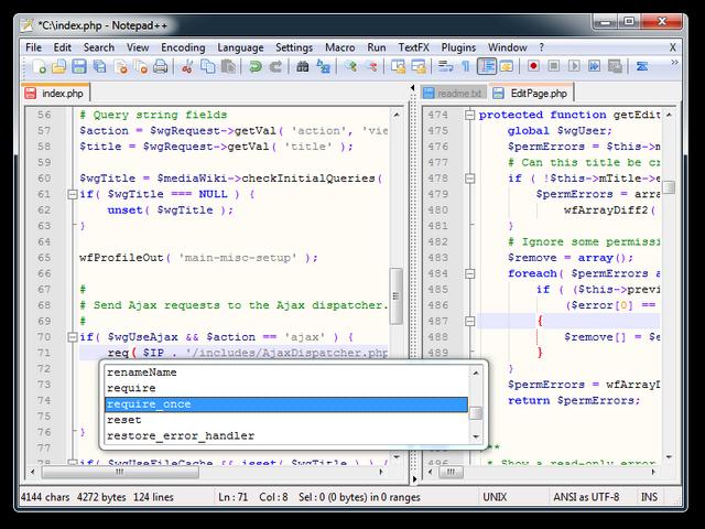 File:Notepad Plus Plus Window.png