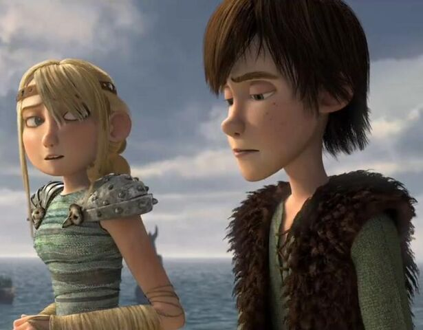 File:Hiccup and Astrid.jpg