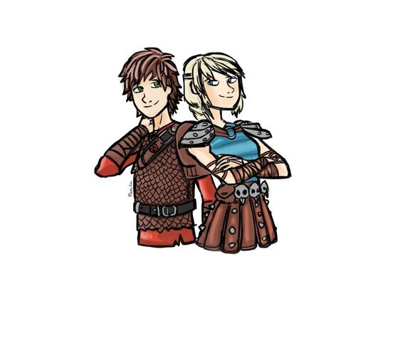 File:Hiccup and Astrid.jpeg