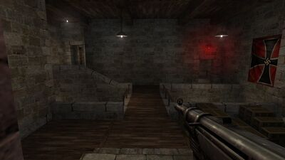 Returntocastlewolfenstein