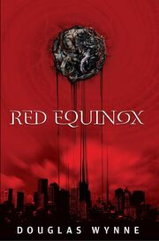 Red Equinox - cover