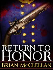 Return to Honor - cover