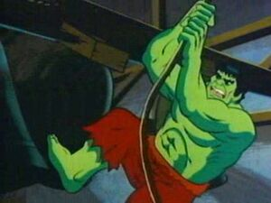 Hulk of the Notre Dame