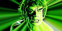Live-action TV Hulk