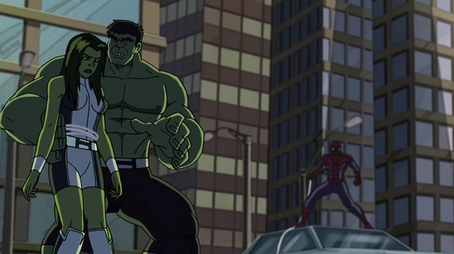 File:She-Hulk,Hulk and spidey.png