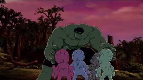 Marvel's Hulk and the Agents of S.M.A.S.H. Season 1, Ep. 23 - Clip 1