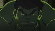 Hulk is angry again