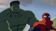Spidey and Hulk
