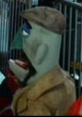 Whatnot Muppets 2011 green