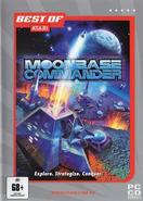MoonBaseCommander AustralianFrontCover