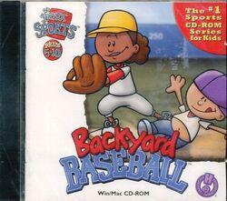 Backyard Baseball