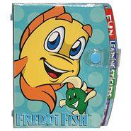 FreddiFishNotebook