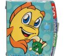 Freddi Fish Notebook