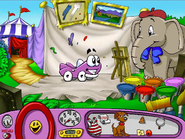 Putt-Putt and Baby Jambo (Putt-Putt Joins the Circus)
