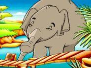 Fat Drinking Elephant