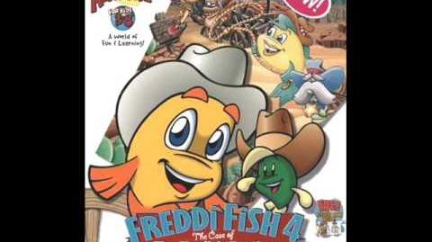 Freddi Fish 4 Music Plant Songs