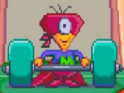 Strongman Alien