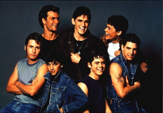 Tumblr static the outsiders 4