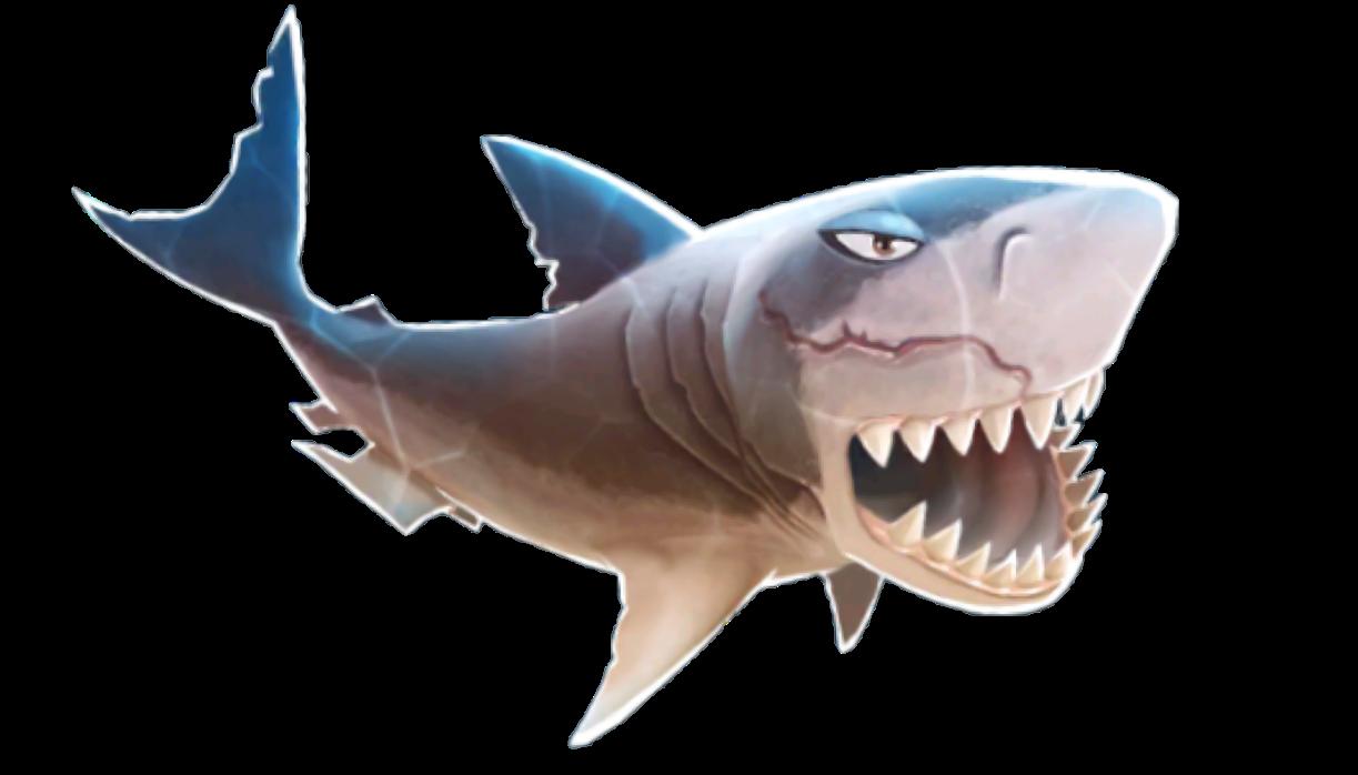 Megalodon (Evolution) | Hungry Shark Wiki