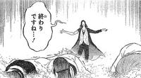 Dodomekis defeating Haiji and Vivi