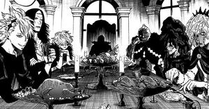 Black Gods Dinner Party