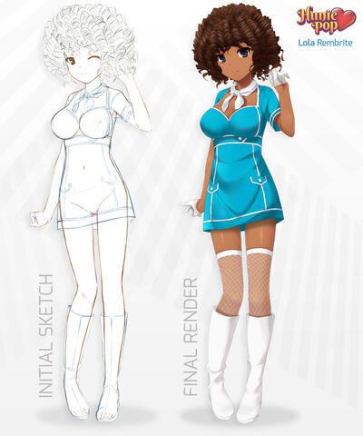 File:Lola s initial sketch and final render by huniepot-d859rhq.jpg