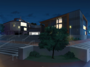 University Campus (Night)