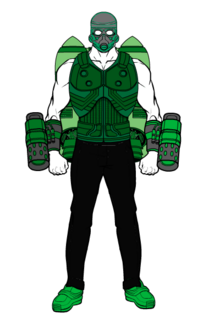 Toxin heromachine reference art