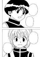 Special 2- Pairo will ask Kurapika if journey was fun