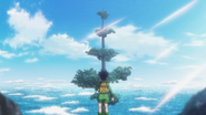 Gon and the World Tree
