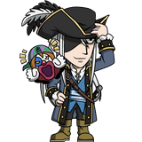 Kite - Pirate ver chibi