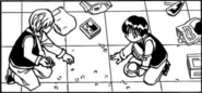 Special 2- Kurapka and Pairo pick up money