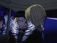 Kuroro captured