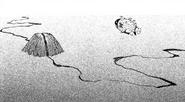 M. Split in Half Manga