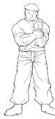 East Gorteau Nen Using Soldier Manga