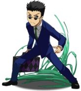 Leorio - HUNTER×HUNTER Monster Series Collaboration