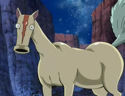Bubblehorse