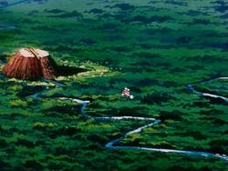 Mt. Split in Half 1999 anime