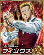 Phinks - Casino ver Card