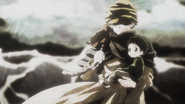 Ging × And × Gon