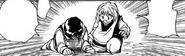Kurapika asks Pairo if he is all right