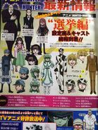 Hunter x Hunter Election Arc designs