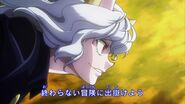 Close up Neferpitou in opening fourth
