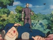 Bodoro defeats Ryu