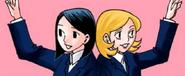 Chap 358 - Fugetsu and Kacho