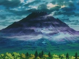 Kukuroo mountain