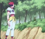 Hisoka Gon episode 16